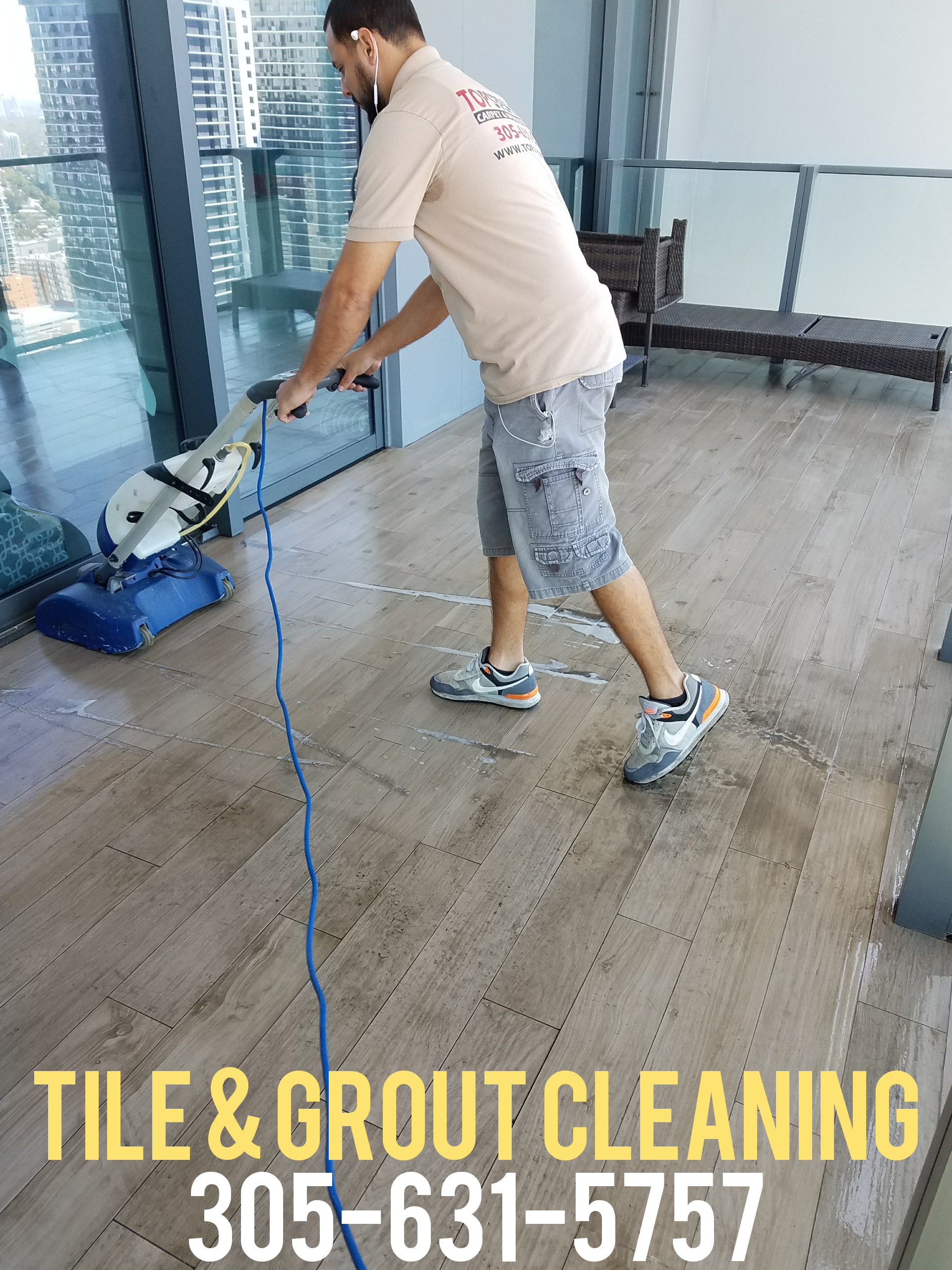 Tile cleaning Brickell